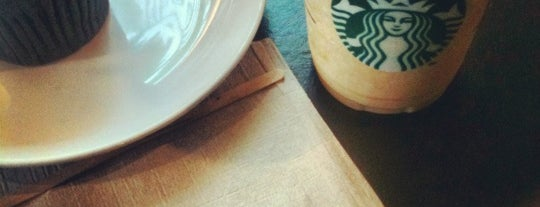 Starbucks is one of Enjoy eating ;).