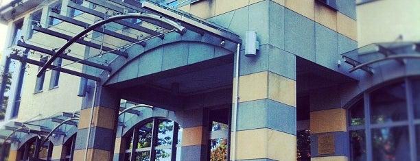 Haffner Hotel Sopot is one of Noclegi i SPA #4sqcities.