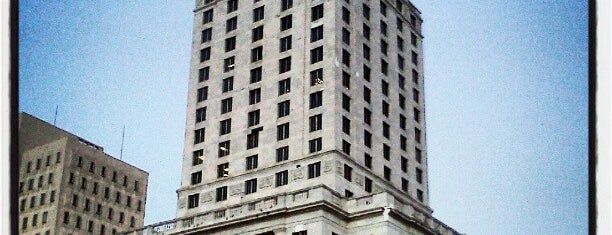 Miami-Dade County Courthouse is one of Locations Discovered.