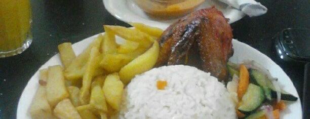 Silver Spoon Fast Food is one of Ian-Simeon's Guide To Dar es Salaam.