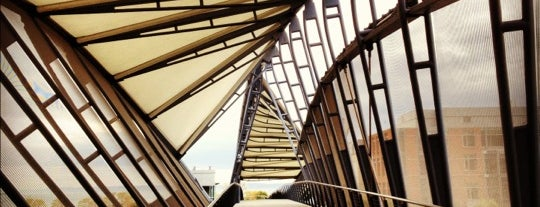 Amgen Helix Bridge is one of Must-visit Great Outdoors in Seattle.