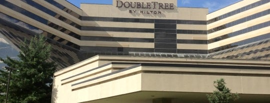 DoubleTree by Hilton Hotel Newark Airport is one of doubletree.