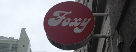 Foxy Frozen Yogurt is one of vienna.