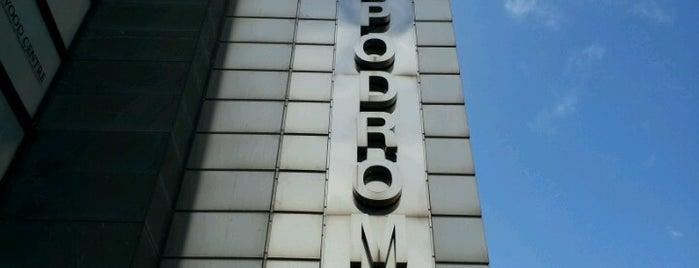 Birmingham Hippodrome is one of In and around Birmingham.