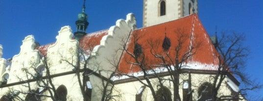 Žižkovo náměstí is one of Místa s vysílači Numitor.cz.