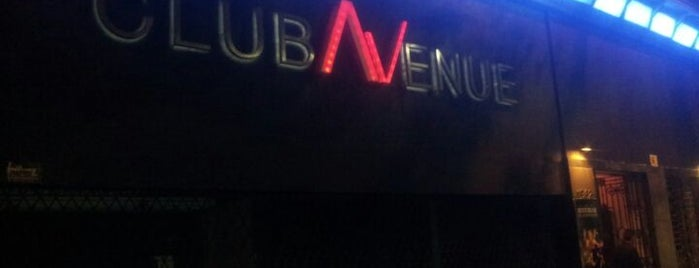 Club Avenue is one of Ruta happy hours/vida nocturna.