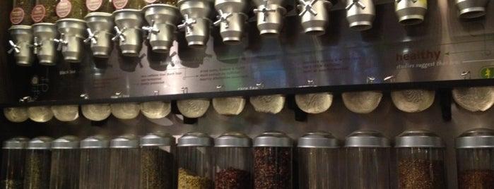 Argo Tea is one of Chicago.