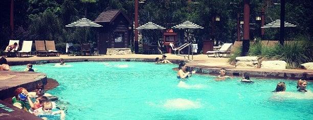 Silver Creek Springs Pool is one of Disney world.