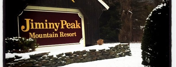 Jiminy Peak Ski Resort is one of MOUNTAINS.