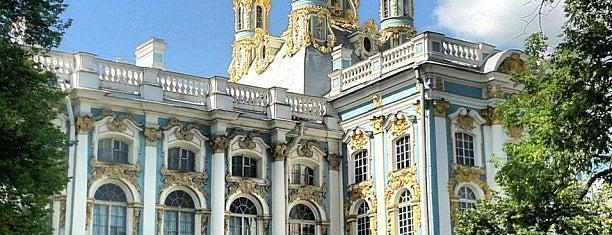 Екатерининский дворец is one of PiterBest.