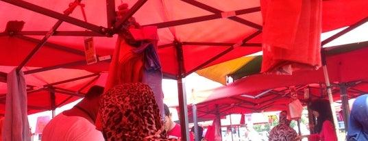 Bazar Ramadhan Bandar Darulaman is one of Makan @ Utara #12.