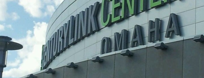 CenturyLink Center is one of Sports Venues I've Worked At.