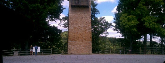 Shot Tower at New River Trail State Park is one of Virginia Summer Road Trip.