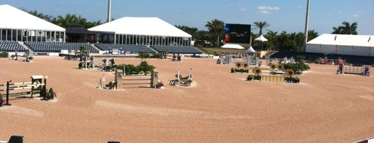 Palm Beach International Equestrian Center is one of Favorites.