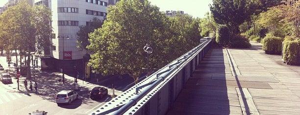 Promenade plantée – La Coulée Verte is one of Paris.