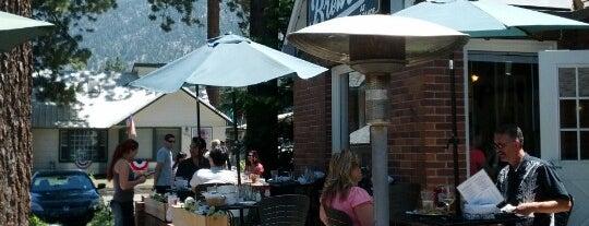 The Brewery at Lake Tahoe is one of Tahoe trip eats & drinks.