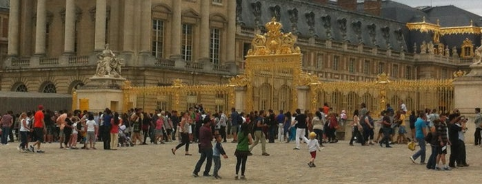 Palace of Versailles is one of Dream Destinations.