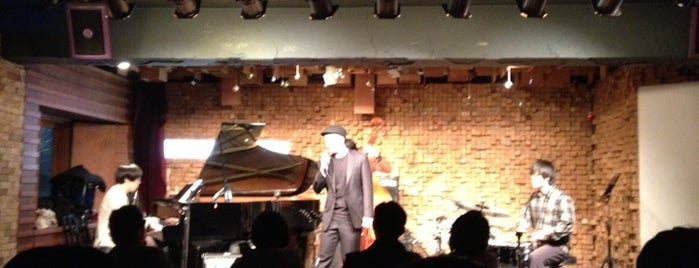 Jazz Club Palm is one of Must visit music hall.