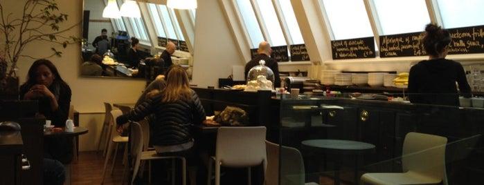 The Grocer on Elgin is one of London Breakfast.