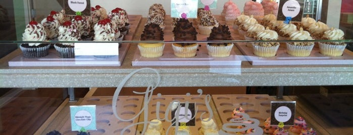 Gigi's Cupcakes is one of Potential Vendors.