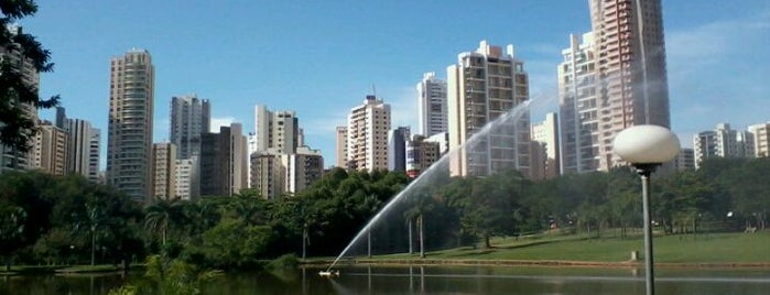 Parque Vaca Brava is one of Goiânia.