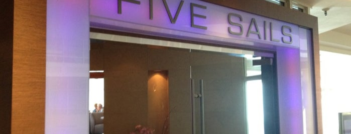 Five Sails Restaurant is one of Vancouver to do list.