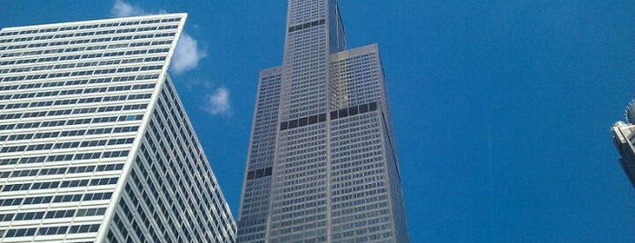 Willis Tower is one of Recommendations in Chicago.