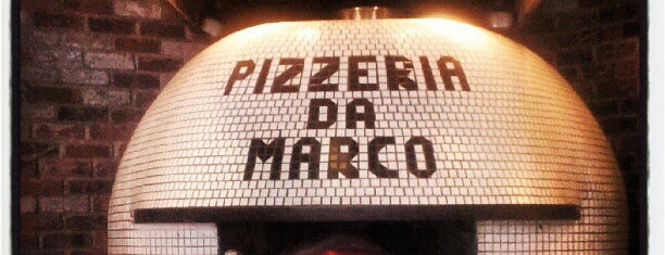 Pizzeria Da Marco is one of D.C. City Guide.