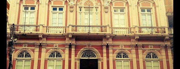Biblioteca Publica Pelotense is one of Pelotas.