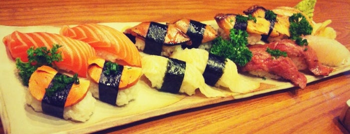 Shori Sushi is one of Japanese Haven.