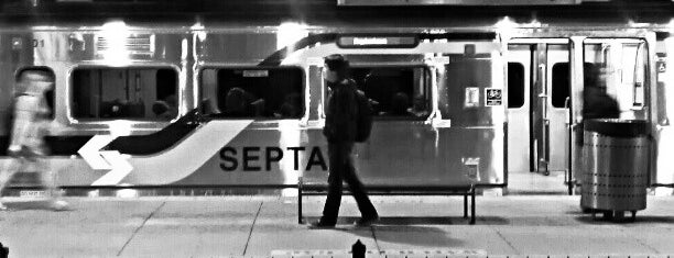 SEPTA Temple University Station is one of Philly Norm.