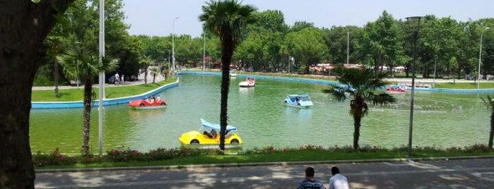 Reşat Oyal Kültür Parkı is one of ** TRAVELLERS ' 2 **.