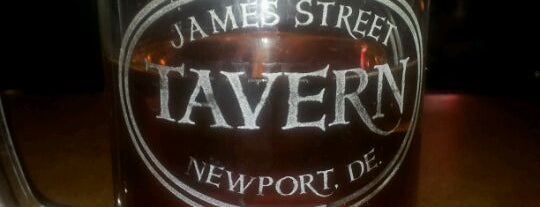 James Street Tavern is one of Eat Local.