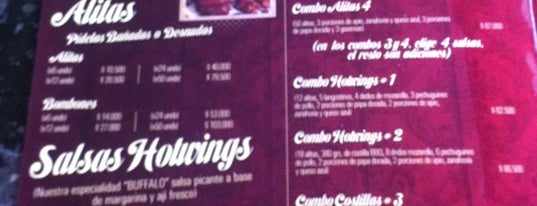 Hot Wings is one of RESTAURANTES MEDELLIN.