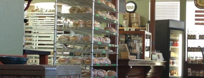 Stone Mill Bread & Flour Company is one of Restaurants in Fayetteville.