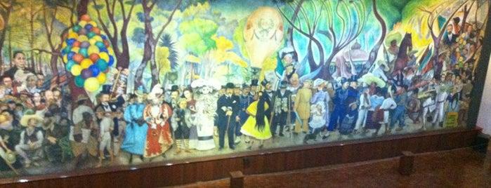 Museo Mural de Diego Rivera is one of Trip DF Mochilazo.