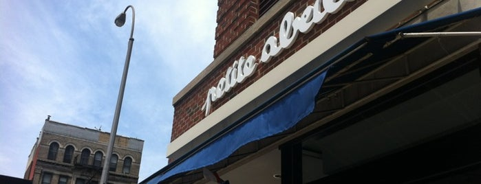 Petite Abeille is one of NYC's Must-Eats, Brunch.