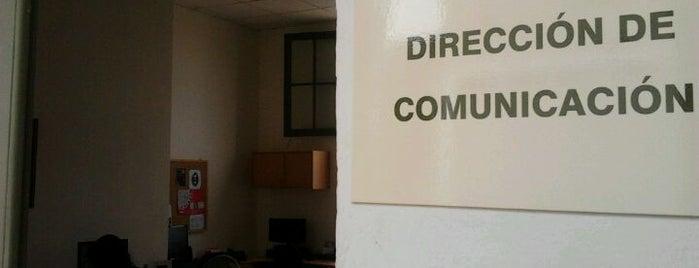 Dirección de Comunicación - DIRCOM UDEP is one of UDEP Campus Lima.