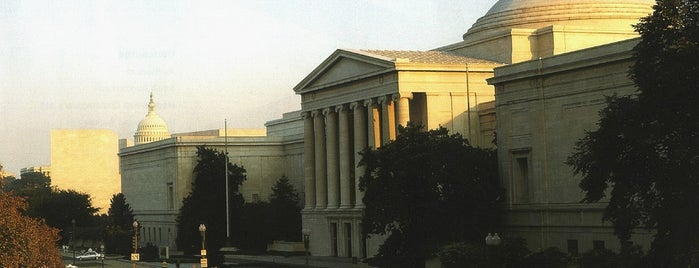 National Gallery of Art is one of Travel spots.