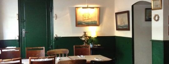 Café Rabeshave is one of Copenhagen.