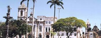 Terreiro de Jesus is one of Points de Salvador.