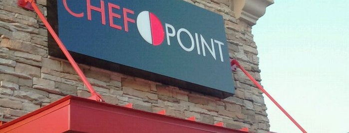 Chef Point Cafe is one of FOOD in Dallas-Ft Worth Metroplex.