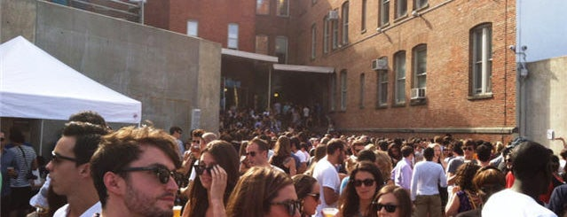 MoMA PS1 Contemporary Art Center is one of NYC's Best Concert Venues.