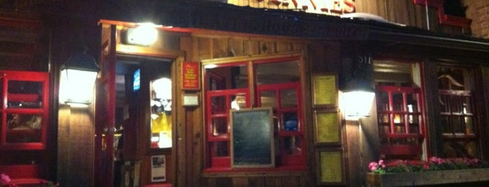 Little Annie's Eating House is one of Top 10 dinner spots in Aspen.