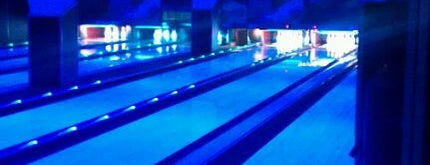 Cosmopark Bowling is one of my places.