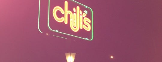Chili's Grill & Bar is one of 2012-02-08.
