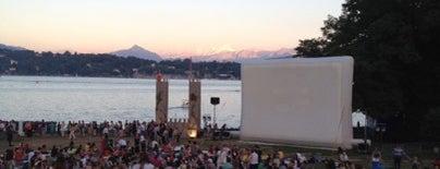 CinéTransat is one of Cool spots in Geneva.