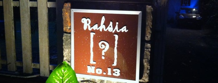 Rahsia Restaurant is one of Makan @ KL #1.