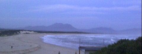 Kleinmond Beach is one of South Africa.