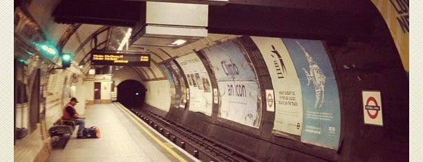 Tottenham Hale London Underground Station is one of Tube Challenge.